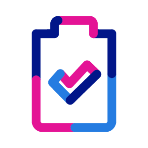 Icon for Monitoring and Evaluation Resource Type