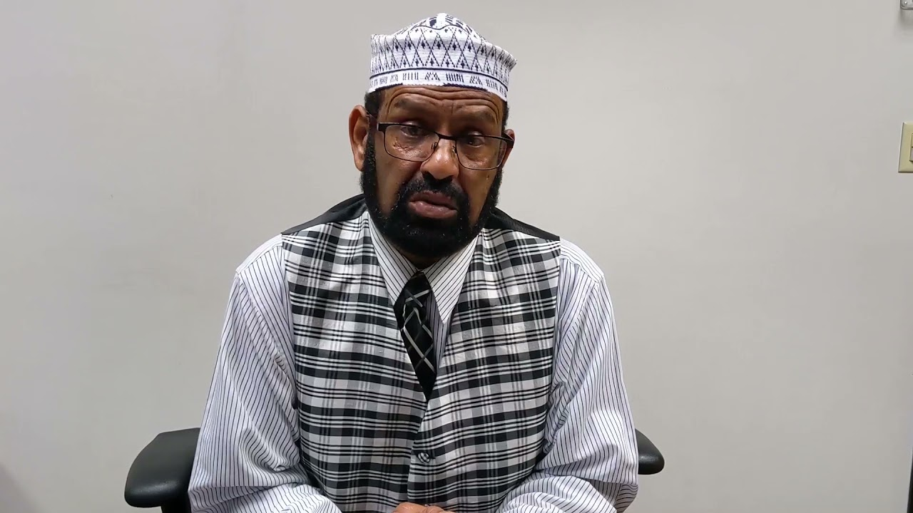 Image of an imam