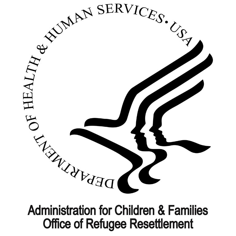 The Office of Refugee Resettlement (ORR) in HHS' Administration for Children and Families (ACF)