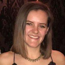 Rebecca Mulqueen, Program Administration and IT Coordinator (IRC)
